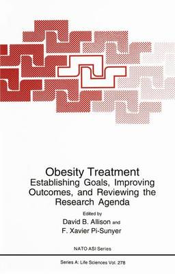 Obesity Treatment by David B. Allison