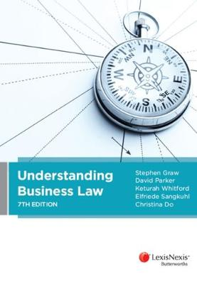 Understanding Business Law by Stephen Graw