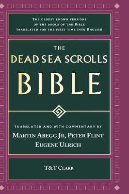 Dead Sea Scrolls Bible by Martin Abegg