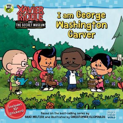 I Am George Washington Carver book