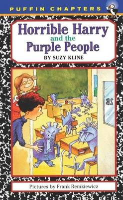 Horrible Harry and the Purple People book