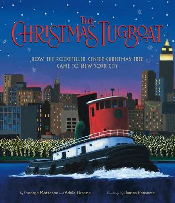 Christmas Tugboat by George Matteson