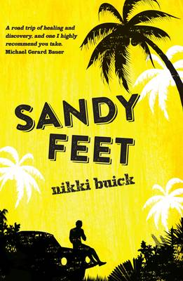 Sandy Feet book