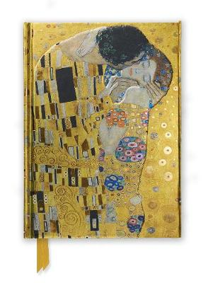 Gustav Klimt: The Kiss (Foiled Journal) by Flame Tree Studio