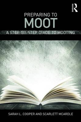 Preparing to Moot by Sarah Cooper