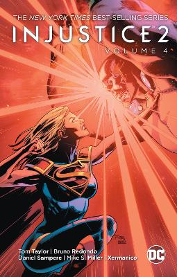 Injustice 2 Volume 4 by Tom Taylor