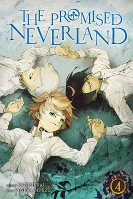 Promised Neverland, Vol. 4 book