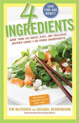 4 Ingredients book