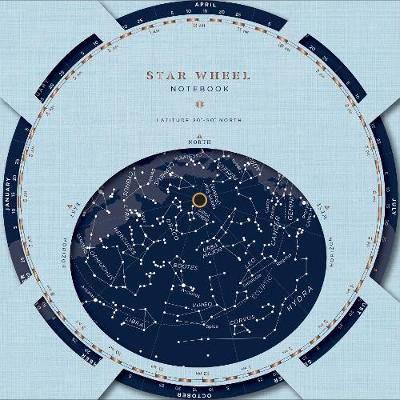 Star Wheel Notebook by Chronicle Books