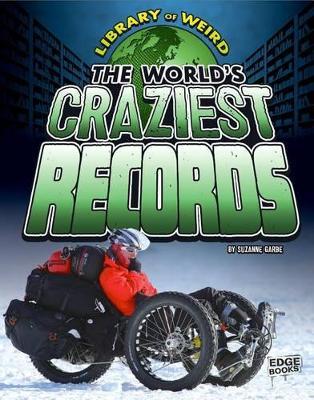 World's Craziest Records book