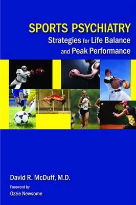 Sports Psychiatry by David R. McDuff