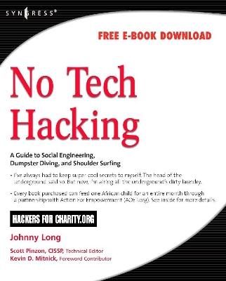 No Tech Hacking by Johnny Long