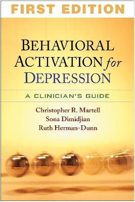 Behavioral Activation for Depression book
