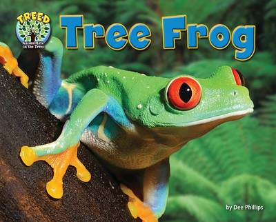 Tree Frog by Dee Phillips