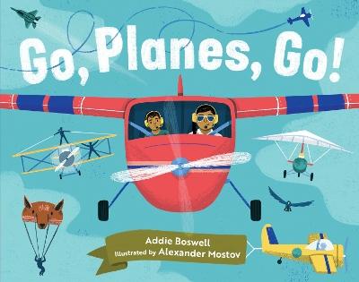 Go, planes, go! book