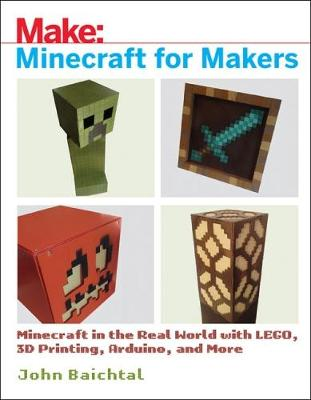 Minecraft for Makers book