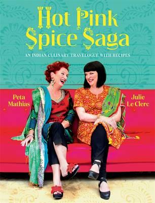 Hot Pink Spice Saga by Julie Le Clerc