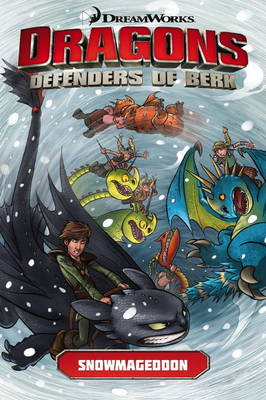 Dragons  - Defenders of Berk by Simon Furman