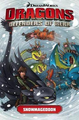 Dragons  - Defenders of Berk by Simon Furman