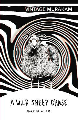 A Wild Sheep Chase: Special 3D Edition by Haruki Murakami