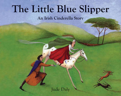 Little Blue Slipper book