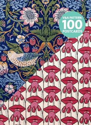 V&A Pattern: 100 Postcards by V&A