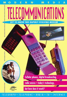Telecommunications by Colin Hynson