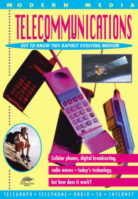 Telecommunications by Colin Hynson