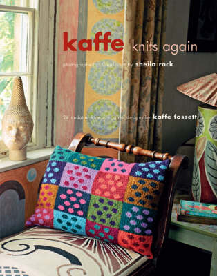 Kaffe Knits Again book