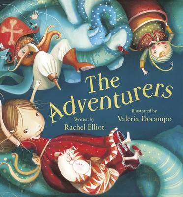 The Adventurers by Rachel Elliot