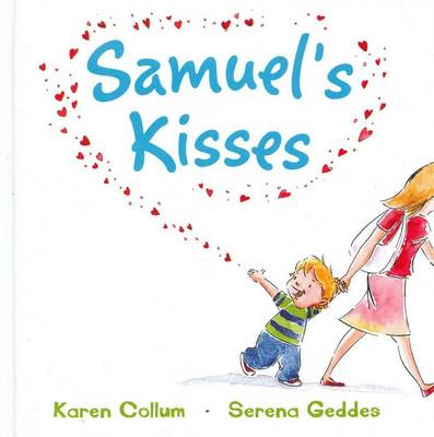 Samuel's Kisses book
