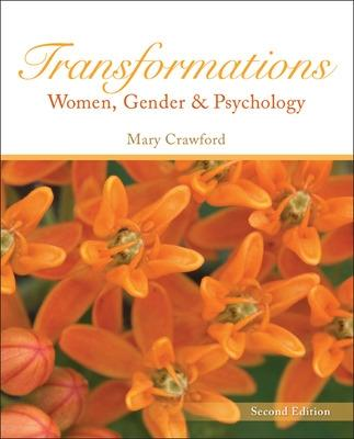 Transformations: Women, Gender and Psychology by Mary Crawford