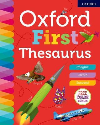 Oxford First Thesaurus book