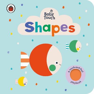 Baby Touch: Shapes book