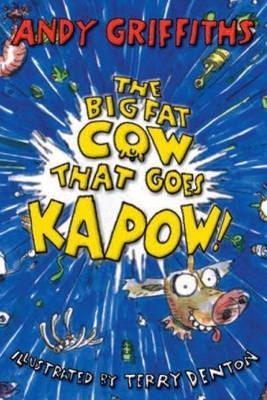 Big Fat Cow that Goes Kapow book