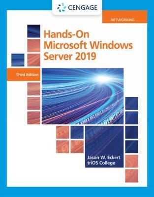 Hands-On Microsoft (R) Windows Server 2019 book