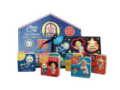 MOON AND ME TOY HOUSE COLL book