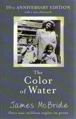 Color of Water book