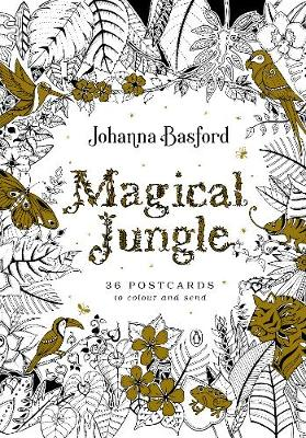Magical Jungle by Johanna Basford