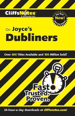 CliffsNotes on Joyce's Dubliners book
