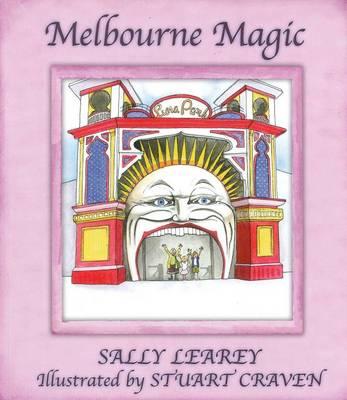 Melbourne Magic book