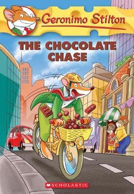 Geronimo Stilton #67: The Chocolate Chase by Geronimo Stilton