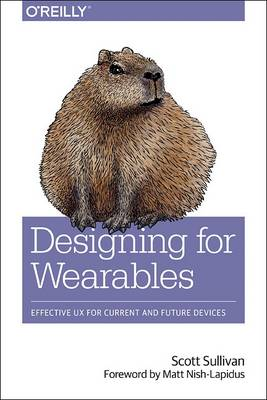 Designing for Wearables book