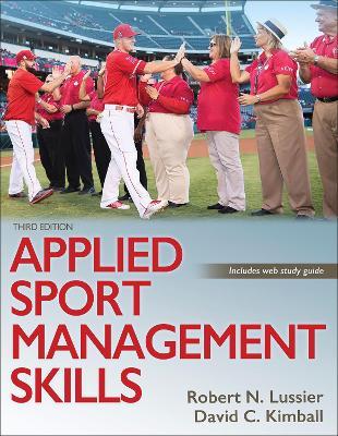 Applied Sport Management Skills by Robert N. Lussier