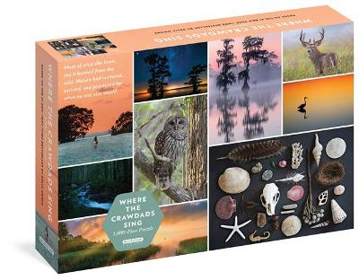 Where the Crawdads Sing 1000-Piece Puzzle by Delia Owens