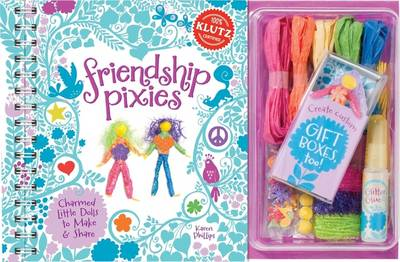 Klutz: Friendship Pixies 6 Pack by Editors of Klutz