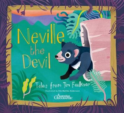 Neville the Devil book