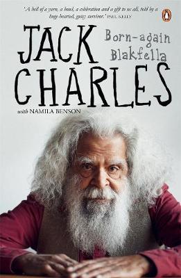 Jack Charles: Born-again Blakfella book