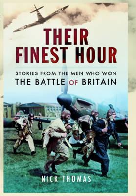 Their Finest Hour book