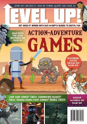 Action-Adventure Games by Kirsty Holmes